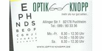 Optik Knopp
